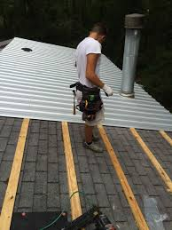 sheathing insulation under metal over shingles can you put metal roof over shingles installing roof v36