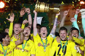 ดอร์ทมุนด์ คว้าแชมป์ DFB โฟคาล สมัยที่ 5 หลังถล่มชนะ ไลป์ซิก 4-1 |  เรารักเสือเหลืองดอร์ทมุน