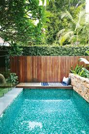 in ground swimming pool. Swimming Pools · Interesting Way To Frame A Small Space. . I Like The Beach Vibe With In Ground Pool