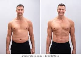 Weight Loss Men Stock Photos Images Photography