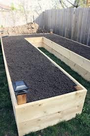 raised garden bed home design 2