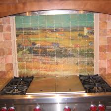 Rustic Kitchen Backsplash Rustic Kitchen Backsplash Kitchen Craftsman With Cherry Cabinets