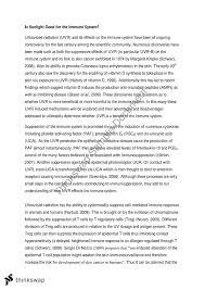 system essay immune system a professionally written essay sample  short essay on solar system
