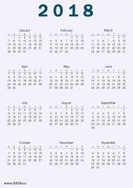 windows printable calendar 2018 2018 calendar printable free download free dzgn design and