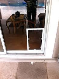 security boss dog door dog door insert for glass door security boss in glass pet door