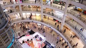 Small Picture KUALA LUMPUR MALAYSIA FEBRUARY 27 2015 Suria Hyper Mall