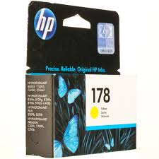 <b>КАРТРИДЖ HP</b> PS <b>CB320HE</b> (№178) <b>YELLOW</b> - Сервисный ...