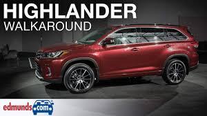 2017 Toyota Highlander Walkaround Review - YouTube
