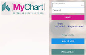 60 Unexpected My Kettering Mychart