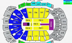 Keybank Seating Chart With Seat Numbers First Niagara Arena Seating