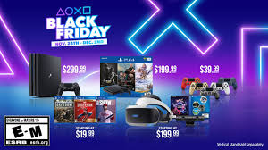 PlayStation 2019 Black Friday & Cyber Monday Deals Revealed ...
