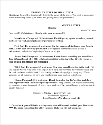 Friendly Letter Format 12 Friendly Letter Format Free Sample Example Format Free