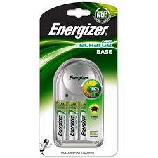 Купить <b>Зарядное устройство</b> + аккумуляторы <b>Energizer</b> Base 4AA ...