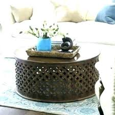 unique round coffee tables carved wood appealing table wooden for legs