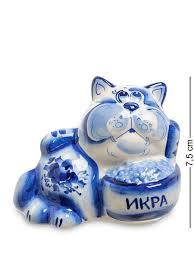 <b>Фигурка</b> ''Кот-Икра'' <b>Art East</b> 4236435 в интернет-магазине ...