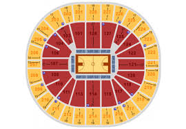 Key Arena Detailed Seating Chart Seattle Storm Powered By Spinzo