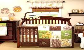 baby lion king nursery set 3 piece crib bedding disney nala