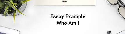 writing blog essay example on who am i