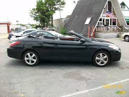 2007 Black Toyota Solara SLE V6 Convertible #14798164 | GTCarLot ...