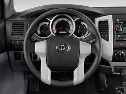 2013 Toyota Tacoma Steering Wheel Interior Photo   Automotive.com