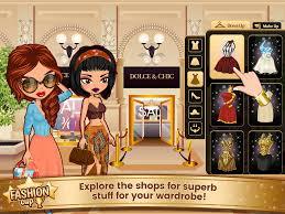 fashion ping mall dress up mod apk
