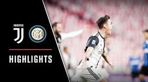 Juventus vs Inter Milan - <b>2</b>-0 | Ramsey <b>&</b> Dybala <b>Seal</b> Derby d'Italia ...