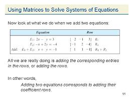 linear equationatrices copyright