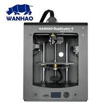 Køb <b>Wanhao Duplicator 6 Plus</b> Printer - Hurtig Levering & Fragt fra ...