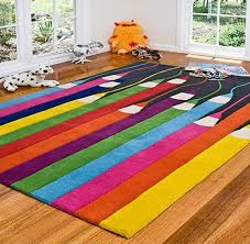 kids area rugs are a great way to prep up your little one