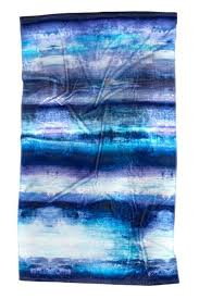beach towels on the beach. Natori Northern Lights Beach Towel Towels On The
