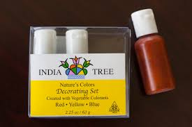 India Tree Food Coloring Chart A Guide To Food Coloring Types And How To Use Them Kitchn
