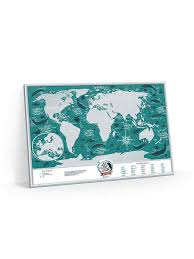 Cкретч <b>карта</b> мира <b>Travel</b> Map. Marine <b>1DEA</b>.<b>me</b> 6358121 в ...
