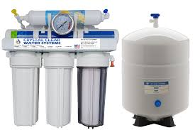 Home Drinking Systems  Crystal Clear Water Systems - Home water system design