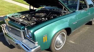 Chevrolet Chevelle Malibu 1973 - YouTube
