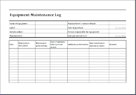 Car Service Record Template Vehicle Maintenance Planner Template Metabots Co