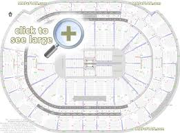 Bb T Center Seat Row Numbers Detailed Seating Chart
