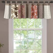 Primitive Curtains For Kitchen Tab Top Valances Kitchen Curtains Youll Love Wayfair