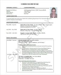 Perfect Design Excel Resume Template Excel Resume Template Resume