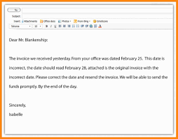 Professional Format For Email 9 Writing Pdf Certificate