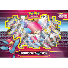 Pokemon Porygon Z GX Box | Spielkarten, Pokemon sammelkarten, Alle pokemon