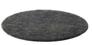 ikea adum rug round rug rugs dark grey pile ikea adum rug dark gray
