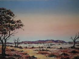 australian outback paintings 2