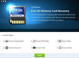 mac free sd memory card recovery