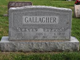 John Ivan Gallagher (1895-1970) - Find A Grave Memorial
