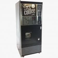 Hot Beverage Vending Machine Inspiration VENDING MACHINE HOT COLD BEVERAGES Air Designs