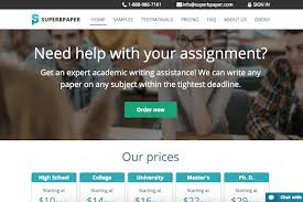 top essay writing service reviews by anonymous students  superbpaper full review