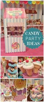 Candy Decorations Best 25 Candy Theme Decorations Ideas On Pinterest Candy