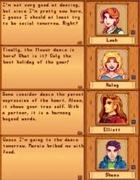 stardew valley gift of gab marriage candidate edition