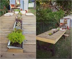 Tavoli Da Giardino In Pallet : Tavoli da giardino suggerimenti originali in pallet riciclati