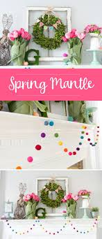 60 best Spring mantels images on Pinterest | Fireplace mantels, Fireplaces  and Spring